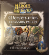 Heroes of Land, Air & Sea - Mercenaries Pack 1